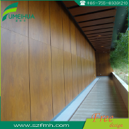 4mm wall panel phenolic resin HPL Compact laminate for indoor