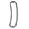 Stainless steel sliding glass door handle new shape