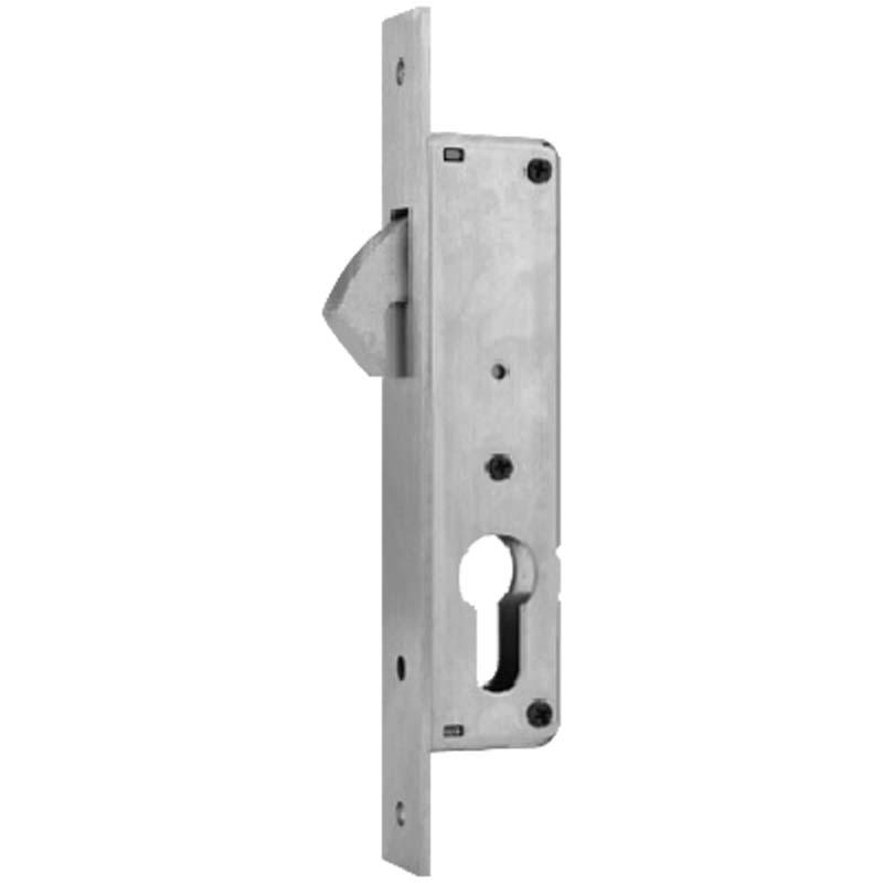 GBML014 stainless steel sliding mortise door lock