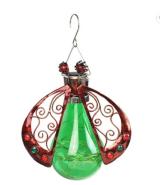 Solar Metal Lantern Hanging Outdoor Decorative Lights