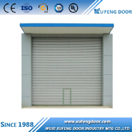 Professional customized automatic roller shutter security doors