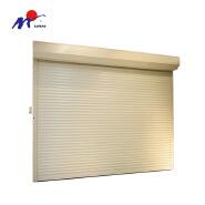 Nice and durable polyurethane transparent roller shutter door
