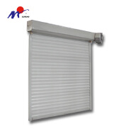 Elegant automatic rolling shutter garage door with a cheap price