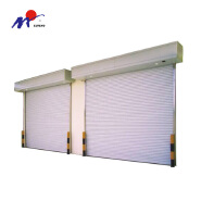 New material commercial roll up automatic doors for sales