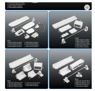 Guangdong Chuangfa Ceramics Industrial Co., Ltd. Bathroom Accessories