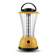 Lead-acid Battery Camping Usage Solar LED emergency lamp