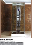 JiaxingDanniSanitaryWareFactory Sauna Room System