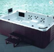 Guangzhou Huadu Alanbro Sanitary Ware Factory Swimming Pools & Spas