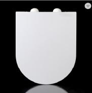 163 new design Duroplast toilet seats UF toilet lid