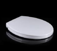 1096 Bathroom design round plastic seat cover slow close quick release toilet seat cover