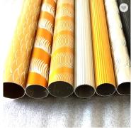 anodized aluminium tube manufacturer, High quality aluminum curtain rod ,cheapest aluminum curtain rod