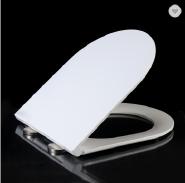 163 D shape soft close Duroplast toilet seats