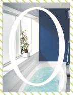 Foshan xinyu Bathroom Ware Co.,Ltd. Bathroom Mirrors
