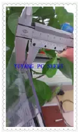 3mm clear polycarbonate sheet solid , Sabic / Bayer raw material pc solid skylight/ Lexan embossed polycarbonate sheet solid