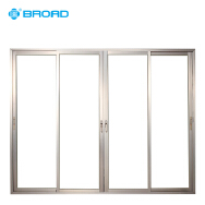 Zhongshan Broad Windows & Doors & Curtain Wall System  Co., Ltd. Wood & Aluminium Windows