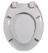 western style Urea cool fancy elegant toilet seat