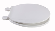 American standard toilet seat and covers with fast close hinge