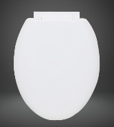 pp toilet lid cover round slow close toilet seat high quality heavy seat cover Pakistan style