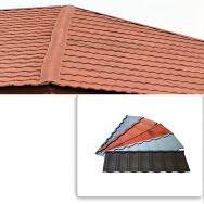 Tianjin Yongxin International Trading Co., Ltd. Plastic Roofing Tile
