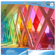 DONGGUAN DONGFA GLASS PRODUCT CO.,LTD. Laminated Glass