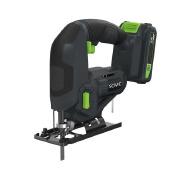 Professional 20V Wood Metal Cutting Cordless Jig Saw Machine Power Tool Portable Electric Power Jig Saw with Li-lon Battery