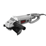 230mm 2150W Professional Corded Electric Big Angle Grinder Power Tool with Rotary Handle