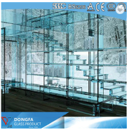 High quality &cheap laminated glass decorative laminated glass