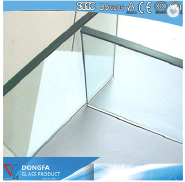High quality &cheap curved laminated glass