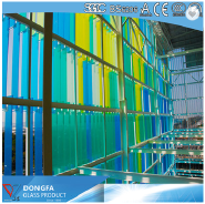 High quality &cheap 33.2 laminated glass