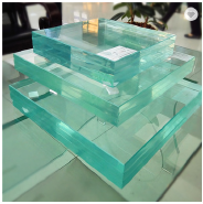 High quality &cheap 8mm laminated glass