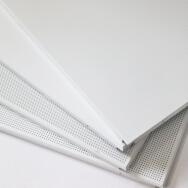 Shanghai Langyan Building Materials Co., Ltd. Aluminum Gusset Ceiling