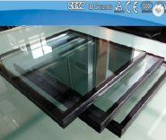Insulated glass for french window with IGCC certificate