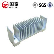 Industrial aluminium profile manufacturers heat sink