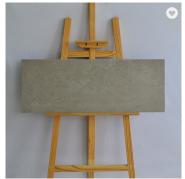 New arrival decorative wall 30x80cm ceramic tile bathroom design