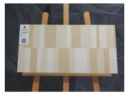 Fujian supply interior texture grain 30x60 antique bathroom tile