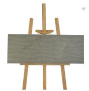 Latest popular gray marble mould 80cm wave tile bathroom
