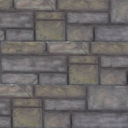 Faux Stone panel widely used in villa wall decoration NEU-WP049-1