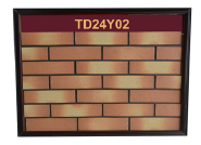 Cheap building fireproof exterior wall various color terracotta decorative brick