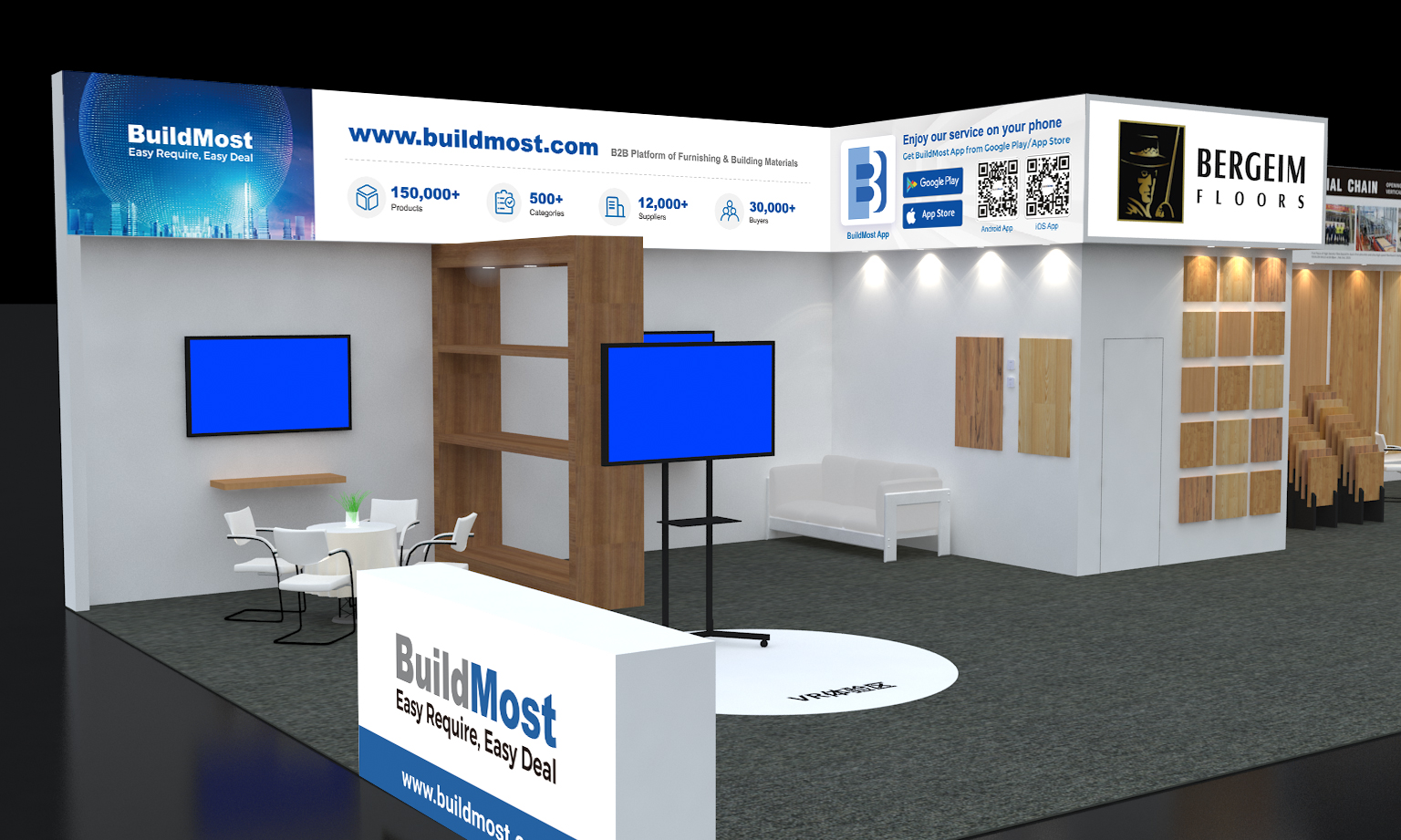 BuildMost Booth