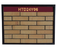 Trendy antique exterior wall decoration standard thin brick wholesale