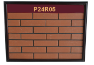 Acid resistant outdoor and indoor usage 60x240mm wall brick 3D