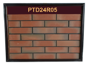 Popular villar exterior covering terracotta clay thin clinker old red brick