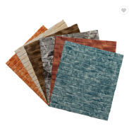 Cultural stone 3d panel with self adhesive wallpaper use in interior decoration wallpaper brick