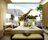 Guangzhou Magic Color Digital Painting Co., Ltd. Wall Cloth