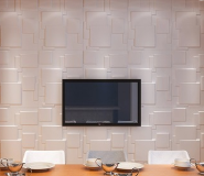project favored Interior Decorative Wall Paneling Embossed 3d