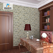 Widely used philippines wall 3d brick wallpaper