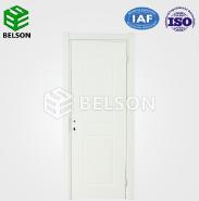 Custom Logo Wooden Door House Doors WPC Door
