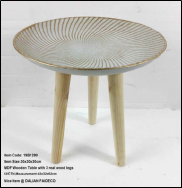 DALIAN FAIDECO ARTS AND CRAFTS CO.,LTD. Corner Tables