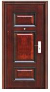 Zhejiang Eagle Door Industry Co., Ltd. Steel Doors