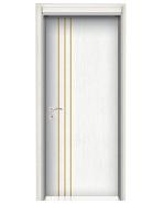 waterproof WPC material door jamb door frame